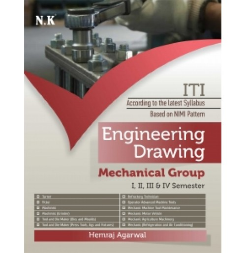 online at best price  mechanical basic engineering drawing